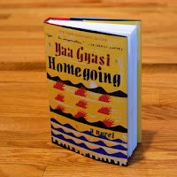 Photo of book Homegoing