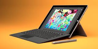 Microsoft Surface Pro Baru