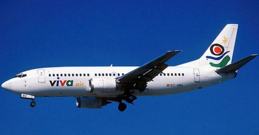 VIVA AIR: INDECOPI inició procedimiento administrativo sancionador contra línea aérea - www.indecopi.gob.pe