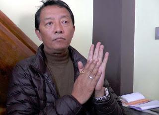 GJM councillors in Darjeeling and Kurseong extend support to Binay Tamang
