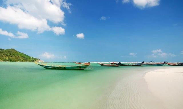 5. Koh Phangan - Thailand