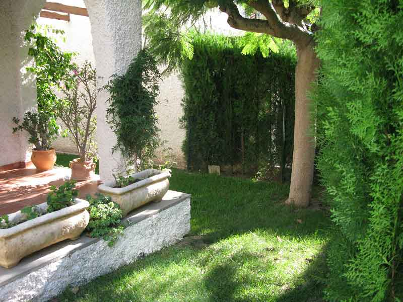chalet en venta benicasim calle colombia jardin