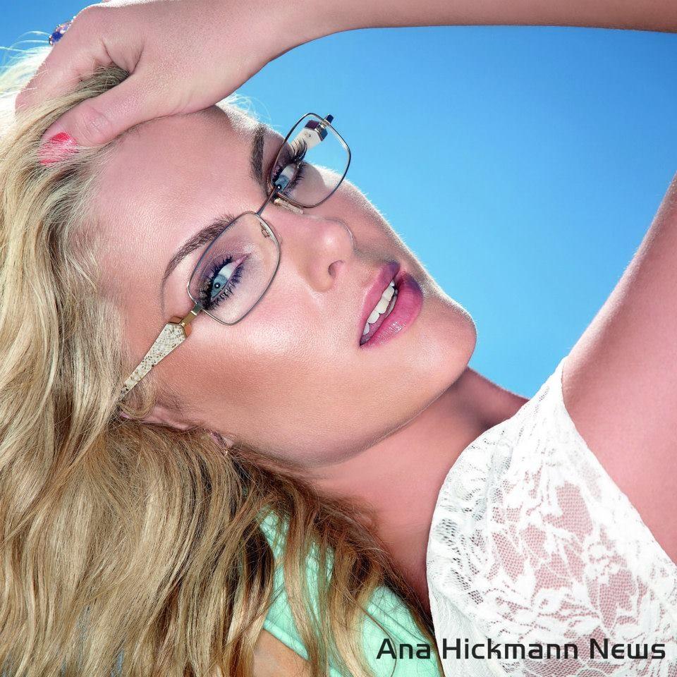Ana Hickmann Eyewear Verão 2013 - Summer Gold. Fonte   Ana Hickmann News 61b7afbd1e