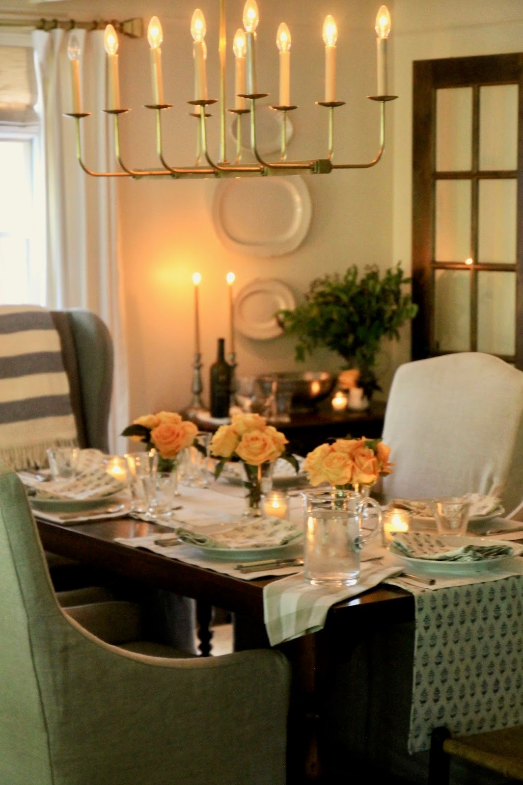Jenny Steffens Hobick: Tips for a Great Dinner Party | Cozy Table ...