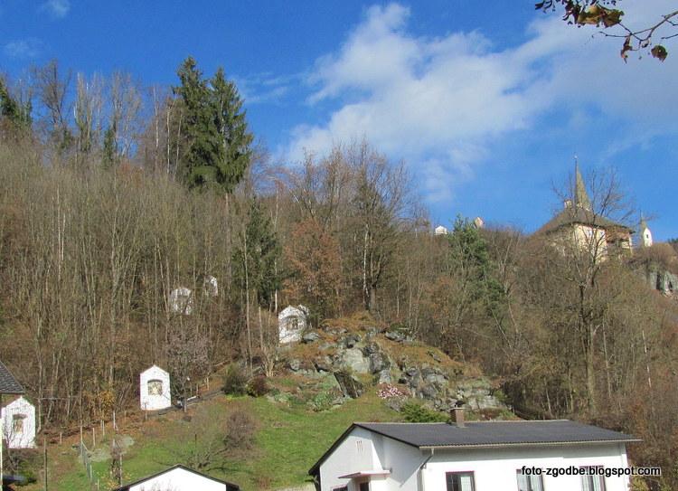 Gosposvetsko polje, Avstrija