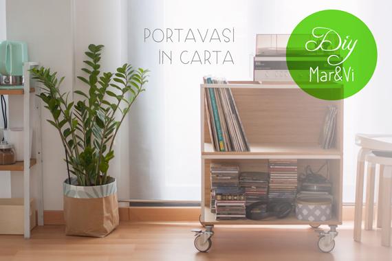 Mar Vi Blog Diy Portavasi In Carta