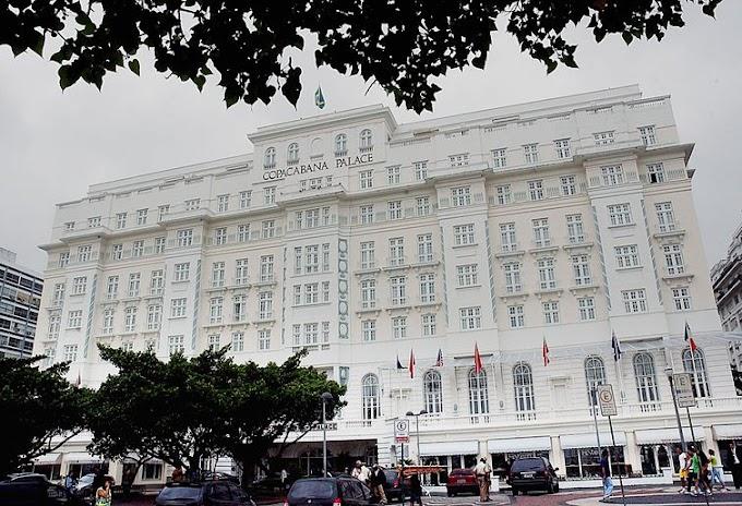 ECONOMIA: Copacabana Palace é vendido para grupo francês.