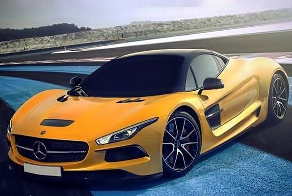 2020 Mercedes-AMG Hypercar