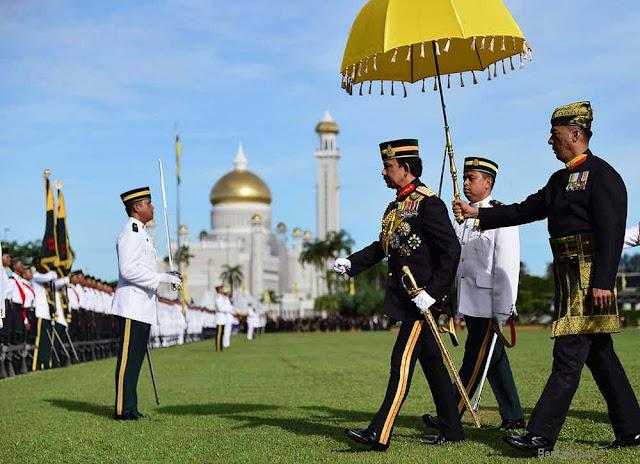 Kamu Harus Tahu! Raja Salman Memang Kaya Raya, Tapi Kekayaannya Masih Kalah Dengan Sultan Brunei