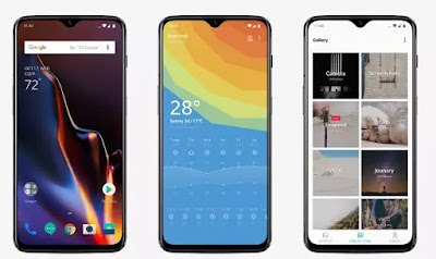 smartphone OnePlus 6T