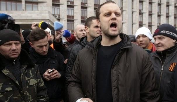 Pavel Gubarev - figura rebelde