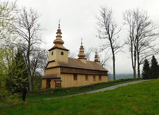 Cerkiew św. Dymitra w Radoszycach.
