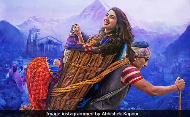 Kedarnath Movie Story in Hindi