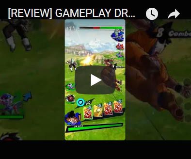 Gameplay Dragonball legends