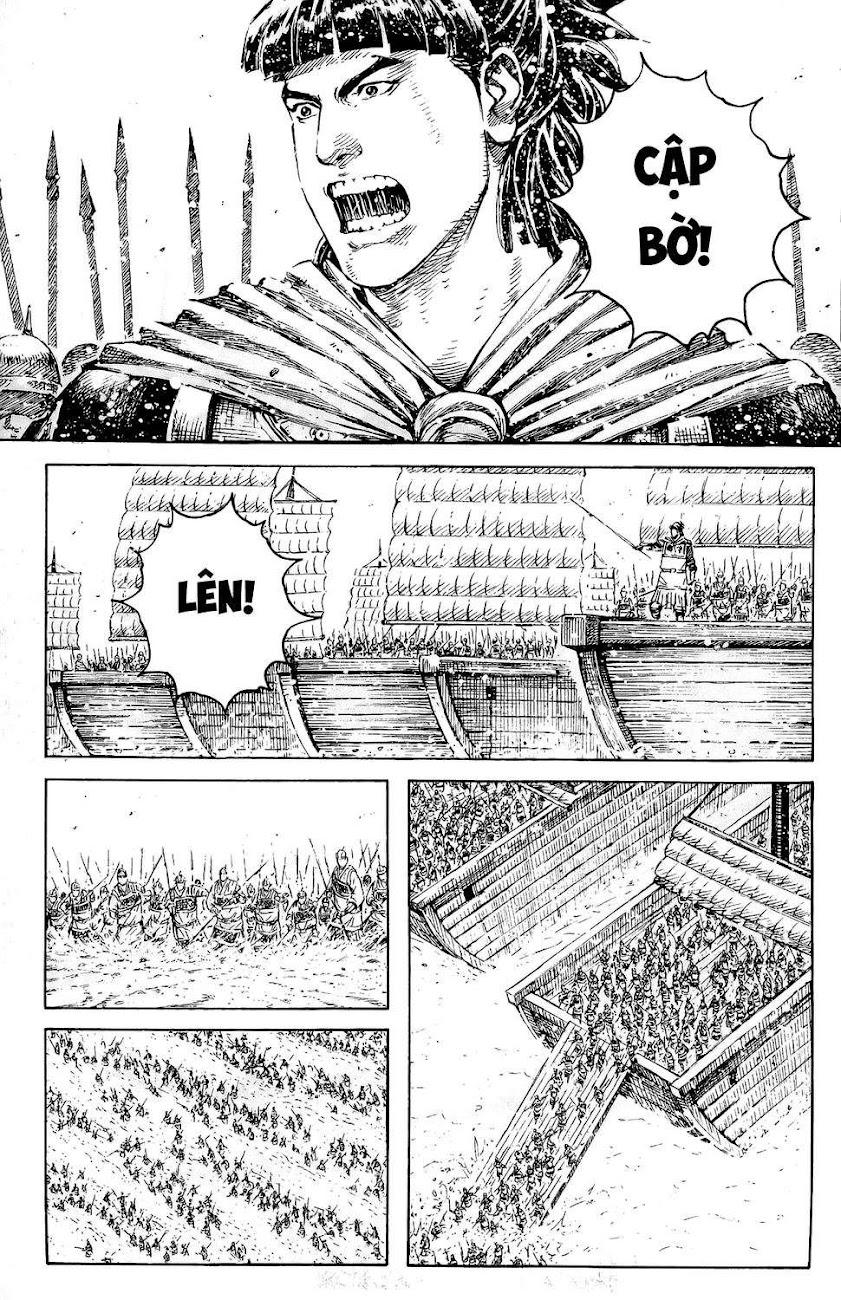Hỏa phụng liêu nguyên Chương 356: Nhất khâu chi hạc [Remake] trang 1