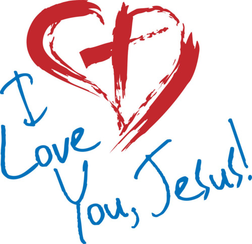 Love Jesus: Restoration Ministries: I Love Love Love You Jesus