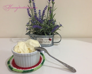 Cách làm kem đậu xanh