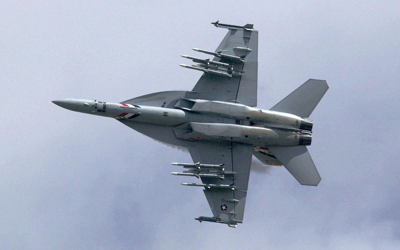 Super Cars 3d Wallpapers Wallpapers F A 18f Super Hornet Aircraft Wallpapers