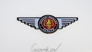 Austin Healey Sprite Bonnet Badge