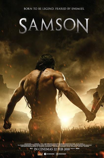 Samson (2018) BluRay 720p Subtitle Indonesia