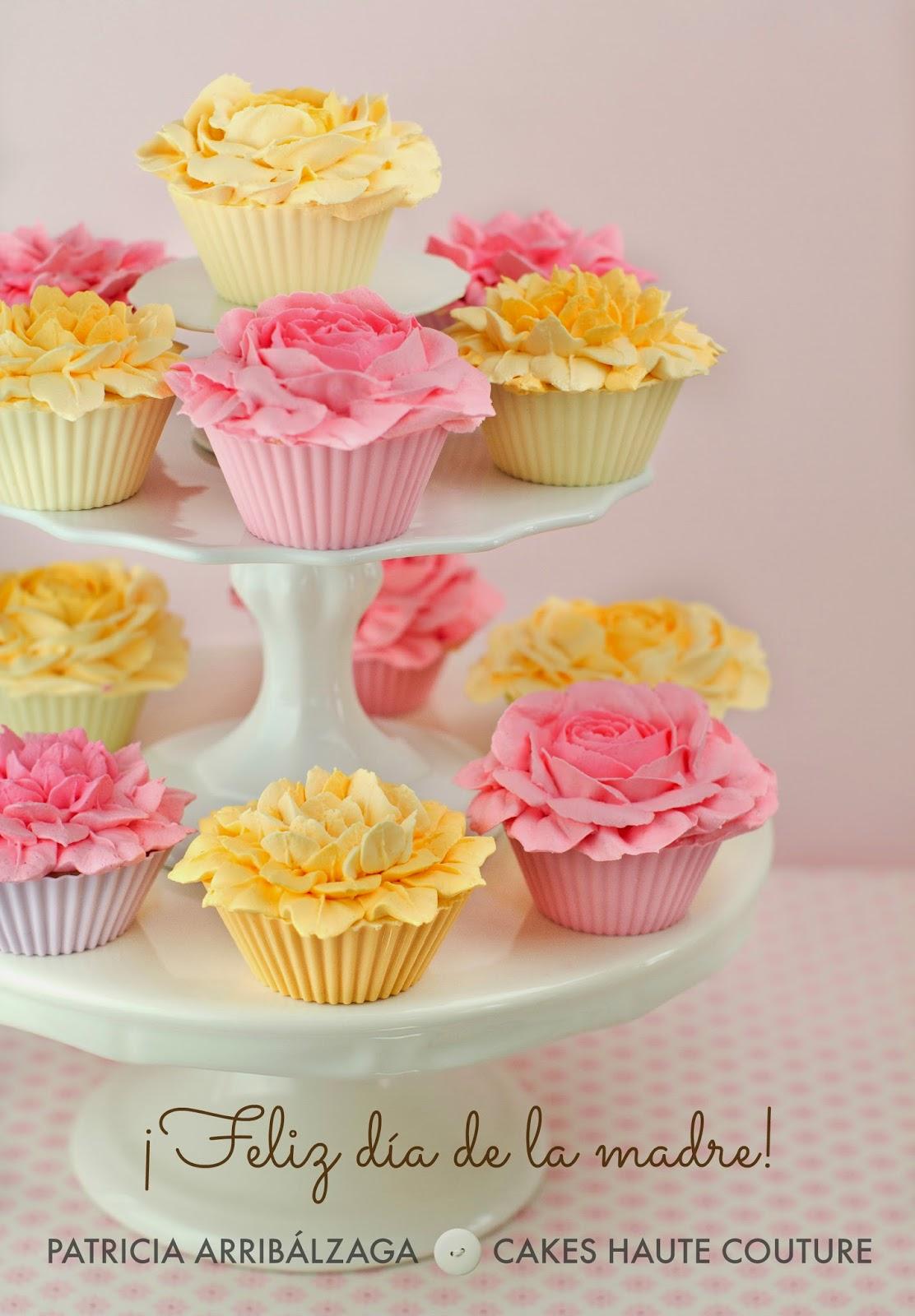 curso de cupcakes online de Patricia Arribálzaga
