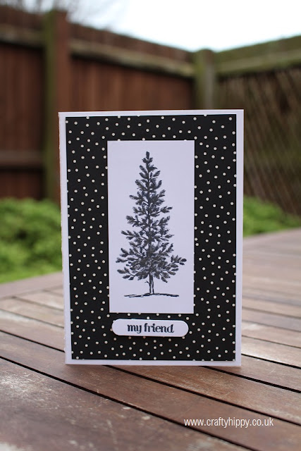 Lovely as a Tree, Stampin' Up!
