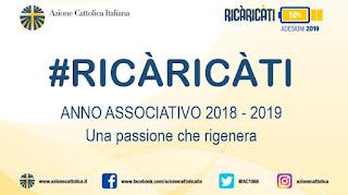 Adesione all' Associazione Cattolica