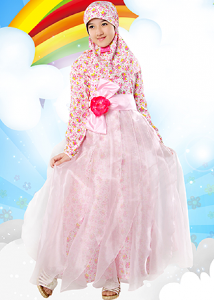 model jilbab fashion untuk show anak model jilbab. Black Bedroom Furniture Sets. Home Design Ideas