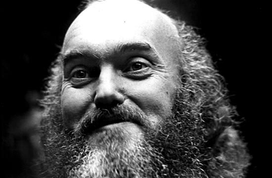 Some Words of Wisdom From Ram Dass on the Paradox of Suffering