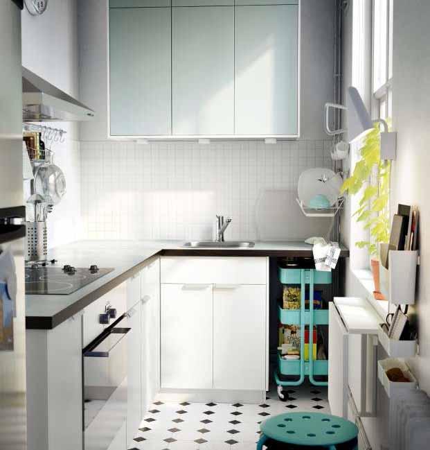 Desain Dapur Terbaru Dari Katalog Ikea 2017