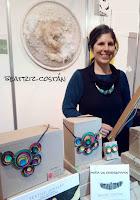 Moda sostenible; Beatriz Costan; joyería textil