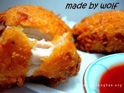 Cách làm gà rán giòn giống 100% KFC, Lotteria 3