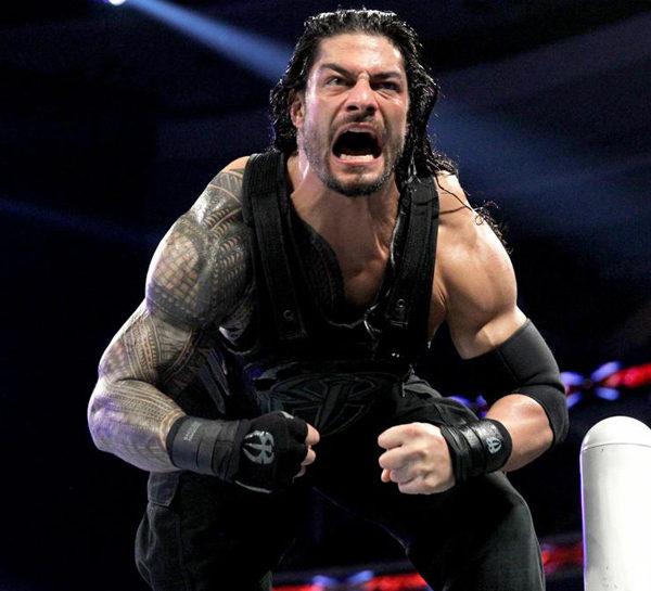WWE Roman Reigns HD Wallpapers
