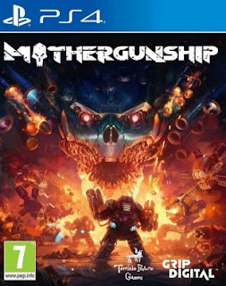 Mothergunship – PS4