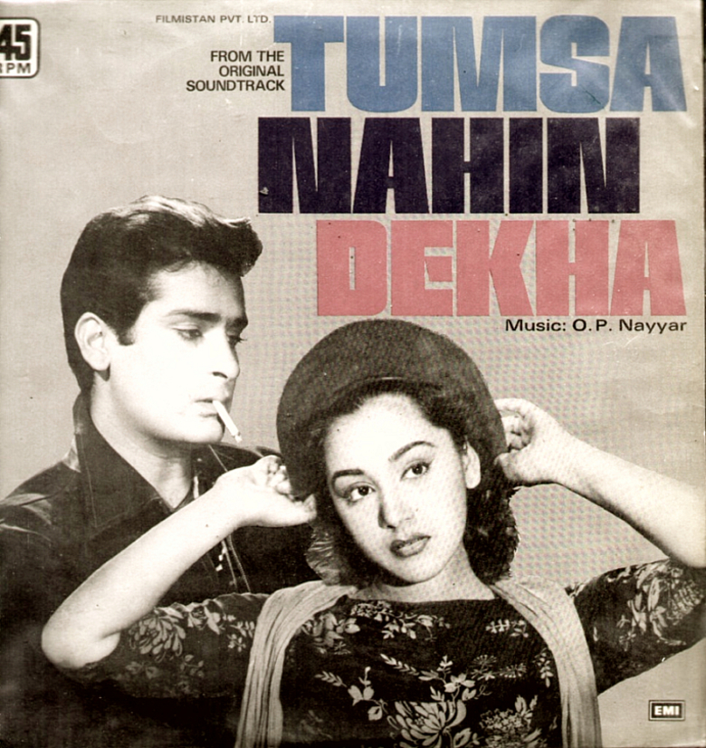 Tumsa Nahi Dekha 1957 Movie Review
