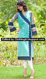 Zahra Ahmad Tunic Kurtis Dresses 2015