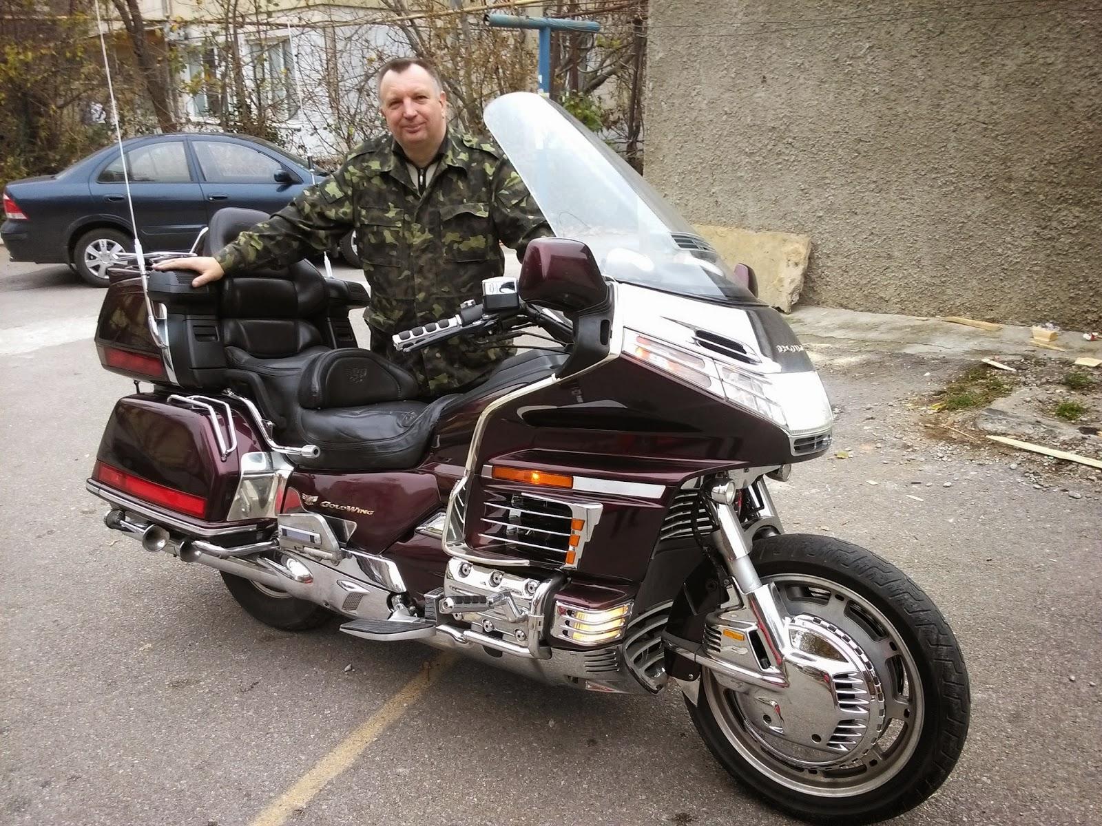 мотоцикл хонда 1500 #10