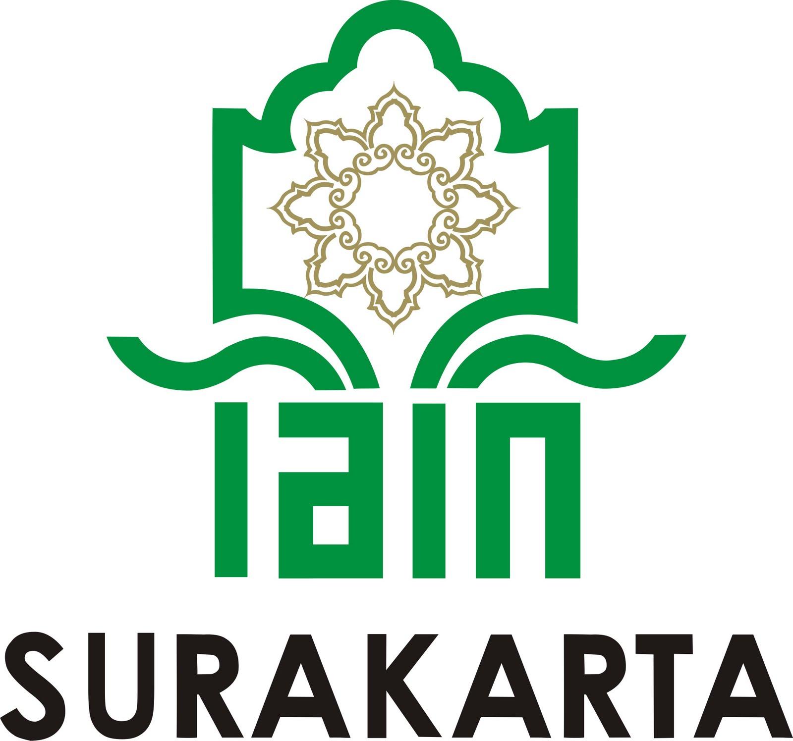 Fourth image of Lambang Terbaru Iain Pontianak with JOKOWA (AYAH ABJAD): LOGO IAIN SURAKARTA terbaru