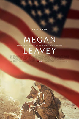 Megan Leavey 2017 DVD R1 NTSC Latino