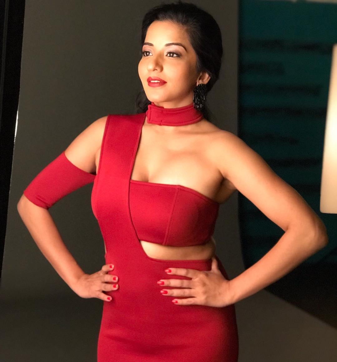 Monalisa Hot Bhojpuri Heroine  Latest Photo,Images -6451