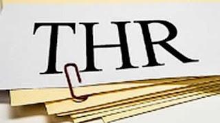 Pemerintah Sarankan THR Diberikan H-7  Lebaran 2018