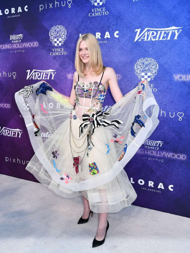 Elle Fanning – 2016 Variety – Power of Young Hollywood in Los Angeles