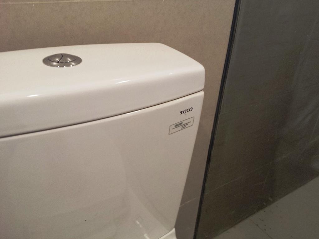 Các thiết bị vệ sinh tại chung cư Taseco Complex