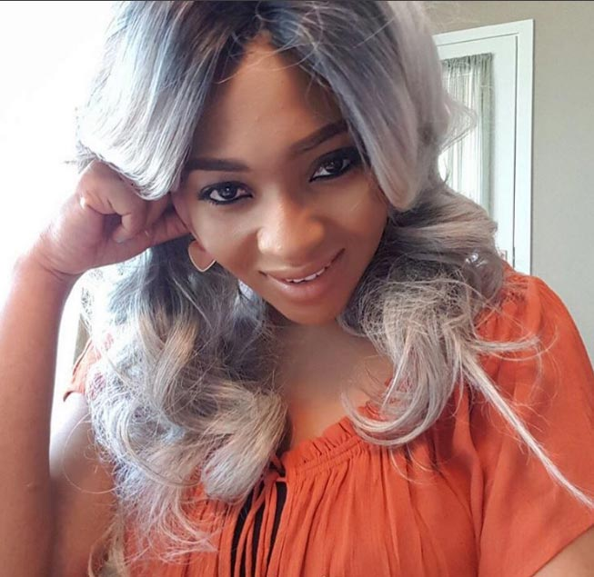 Happy new mum! Lillioan Esoro appears in first cute selfie since childbirth