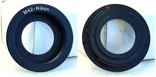 M42 - Nikon Lens Adapter