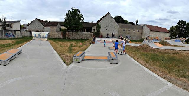 Skate parc Wissous