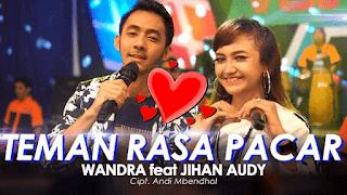 Lirik Lagu Teman Rasa Pacar - Jihan Audy