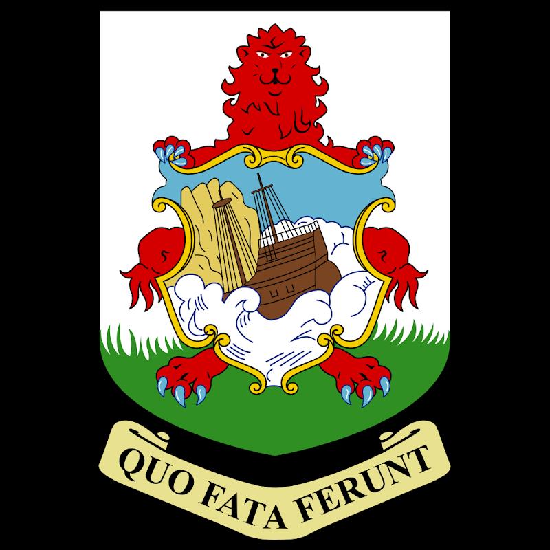 Logo Gambar Lambang Simbol Negara Bermuda PNG JPG ukuran 800 px