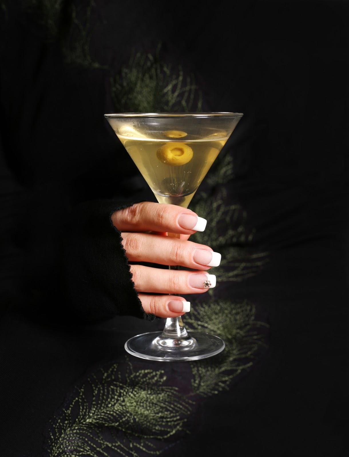 Cozy Chicks: In search of the perfect martini