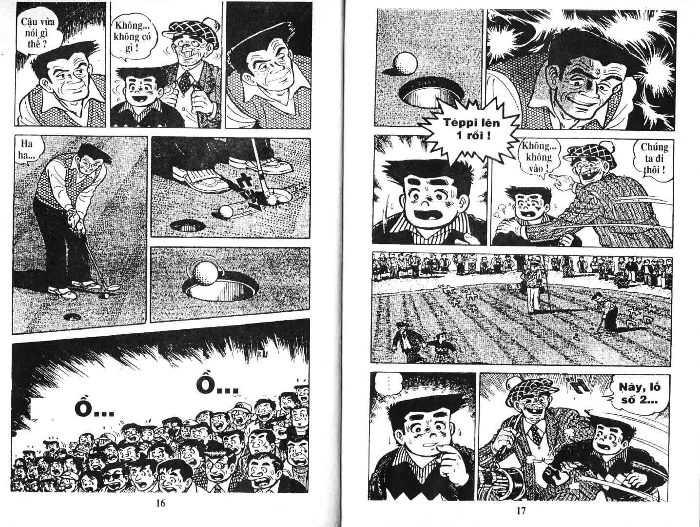 Ashita Tenki ni Naare chapter 51 trang 7